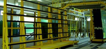 Loading stands