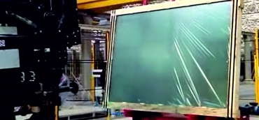 Packing glass