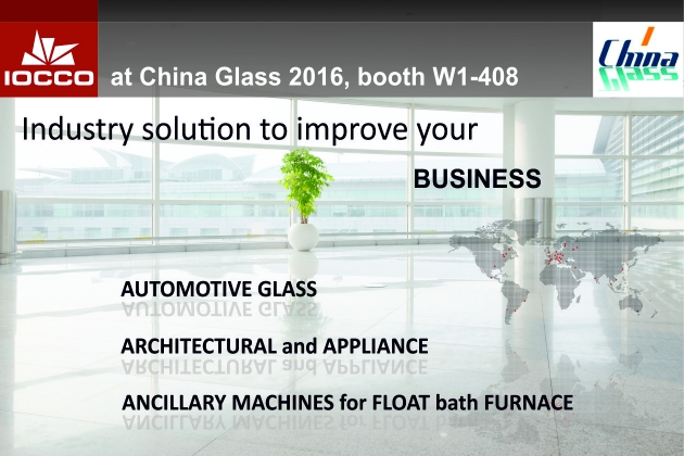 IOCCO at China Glass 2016