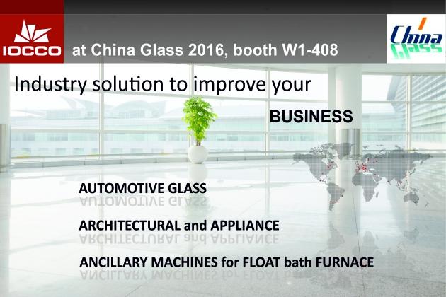 IOCCO at China Glass 2016