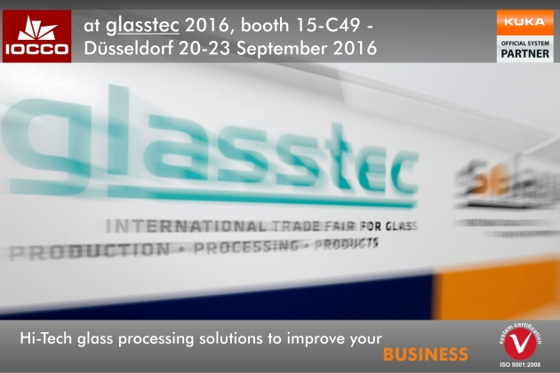 IOCCO at Glasstec-2016