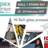 glasspex 2017 news