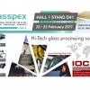 IOCCO at Glasspex 23 – 25 February 2017