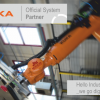IOCCO is the official system partner of KUKA robots.