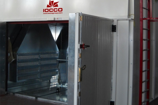 Deairing furnace to process hi-tech WS and SL in lock step