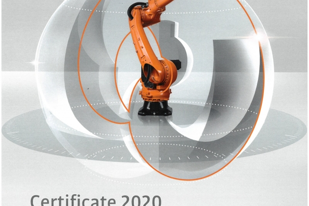 IOCCO a constant Official System Partner of KUKA robotics