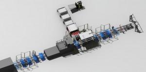automotive glass assembly line Laminated IOCCO