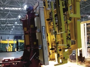 End-caps-full-automatic-storage-system-for-float-plant