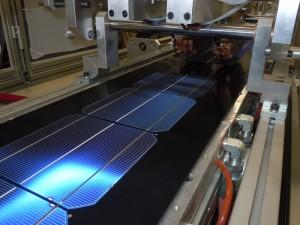 stringer photovoltaic cells Iocco Srl
