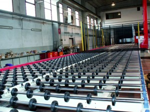 process lines for architectural flatglass iocco srl