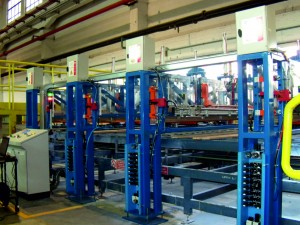 Spacers application iocco srl