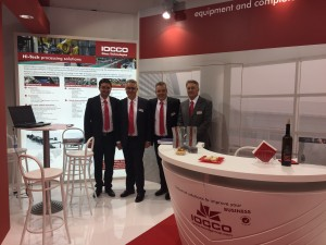 IOCCO Glass tecnologies at glasstec