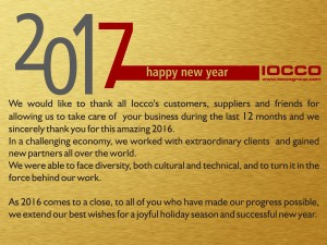 happy new year IOCCO