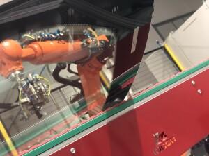 automotive glass processing