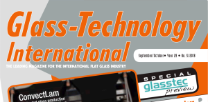 glass technologies No5 glasstec 2018
