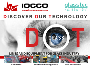 IOCCO at Glasstec 2018