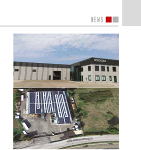 New IOCCO construction unit