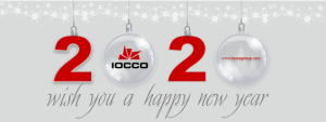 We would like to thank you for the good collaboration throughout the years. Our customers and business partners are important sources for new inspirations. We are looking forward to the upcoming year with a new great opportunity to continue the challenge all together. IOCCO Team   Our offices will be closed from 23th December to 2nd January